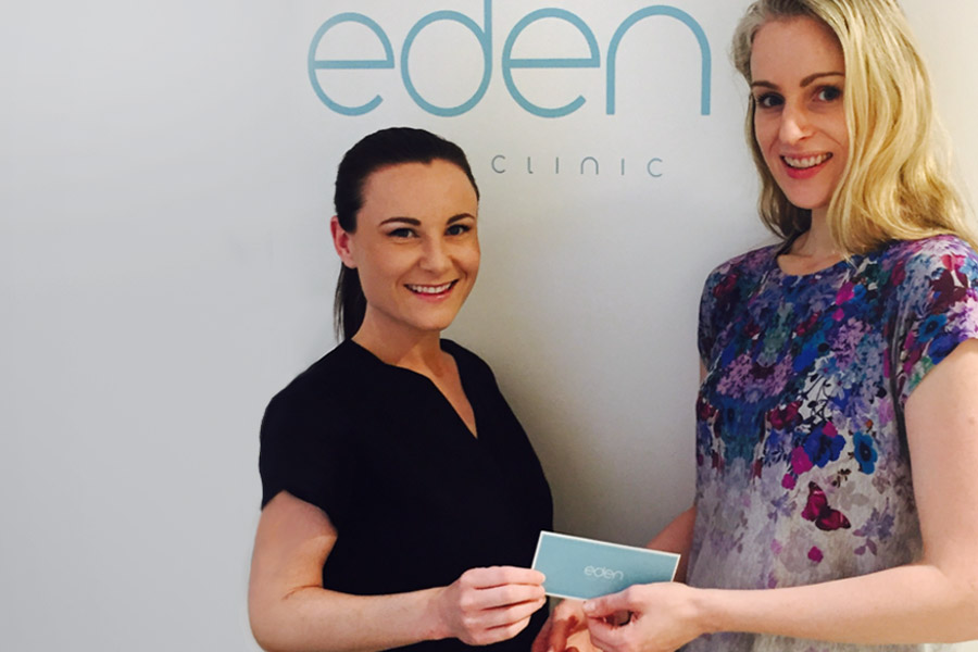 Eden Competition Winner