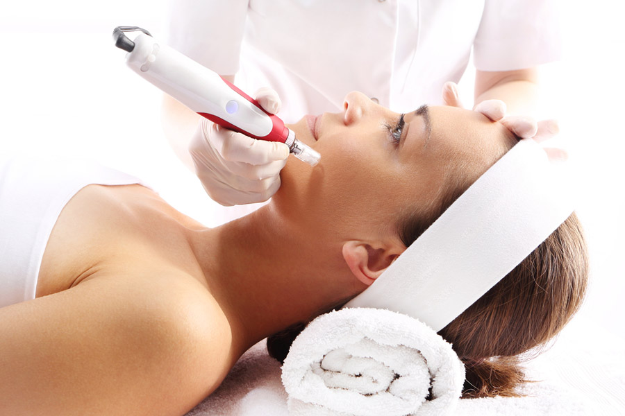 Dermapen micro-needling treatments at Eden Skin Clinic